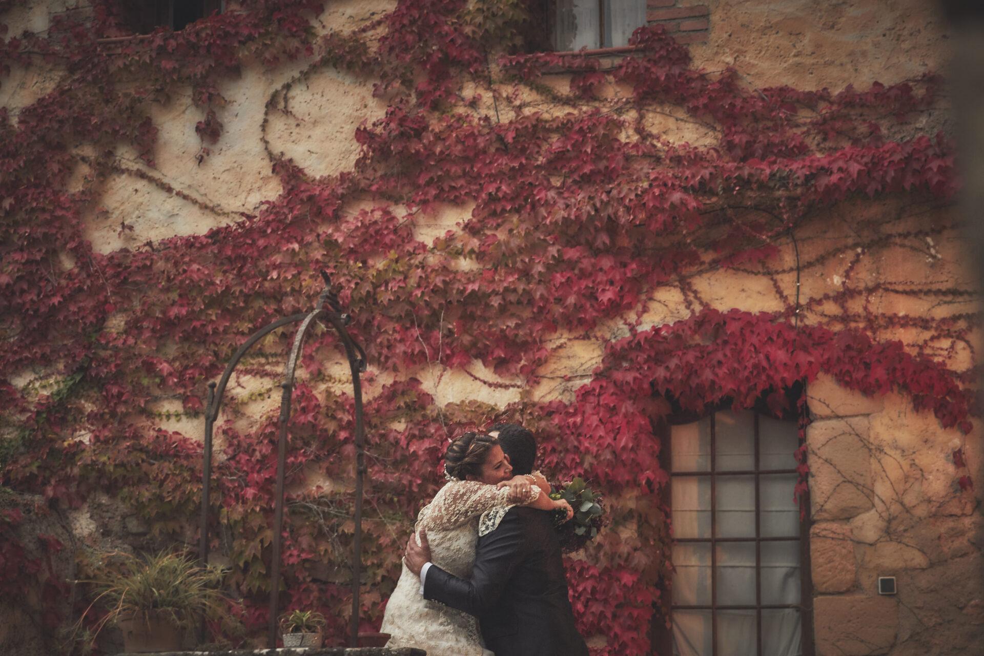 Fotógrafo de bodas en Argentona