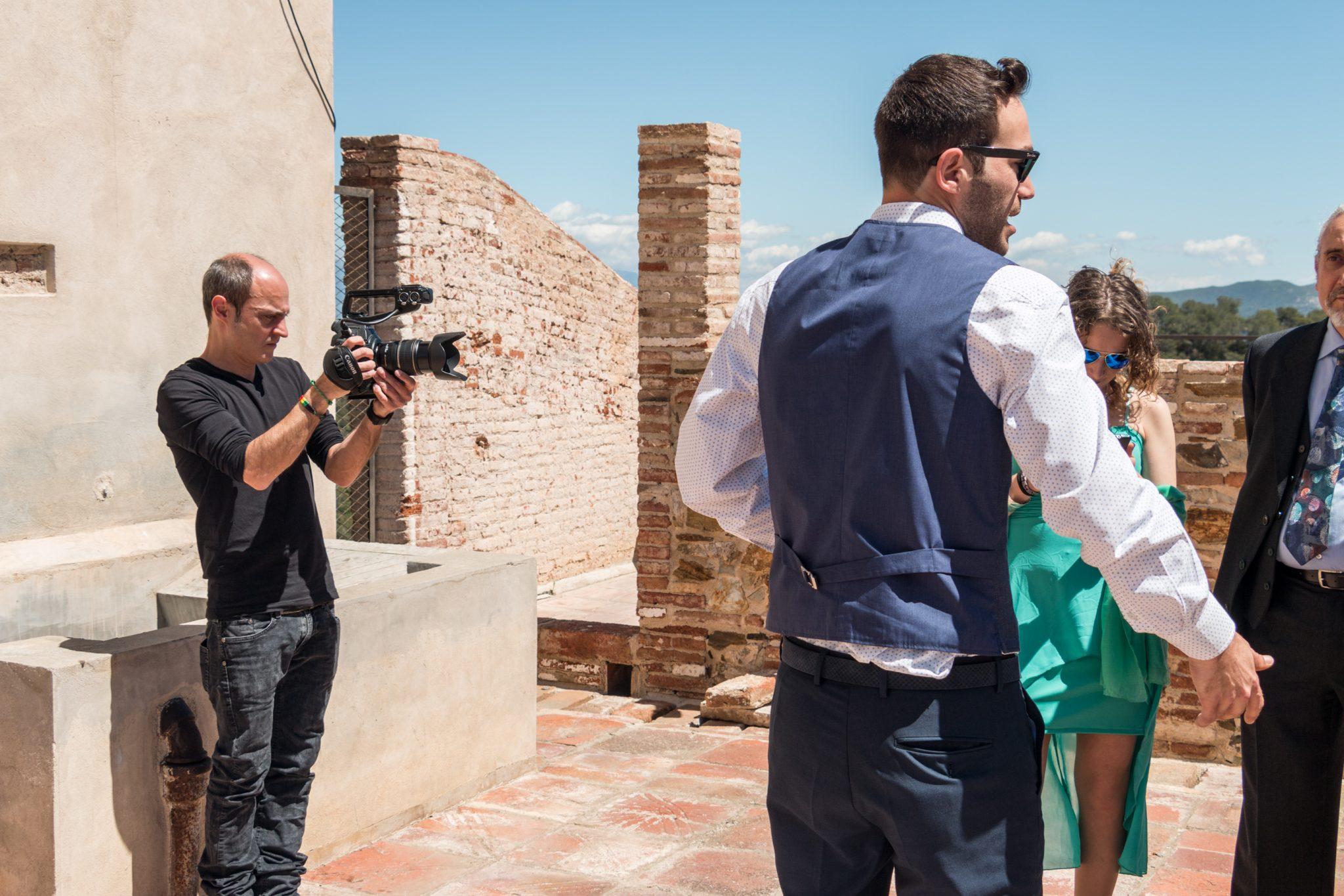 Vídeo de bodas Barcelona